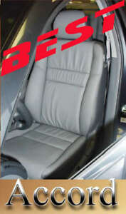 1986 - 2021 Honda Accord -REAL Leather Interior Package