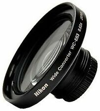 Wide-angle Camera Conversion Lenses