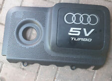 AUDI TT MK1 98-06 8N 1.8T 225 BHP BAM / APX 5V TURBO ENGINE COVER TRIM