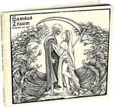 SAMSAS TRAUM Scheiden Tut Weh LIMITED CD DigiBook 2018