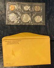 Nice Problem Free Set Up for Sale is One Original US Mint 1961 US Proof Set