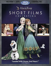 Walt Disney Animation Studios Short Films Collection (Blu-ray/DVD, 2015, 2-Disc