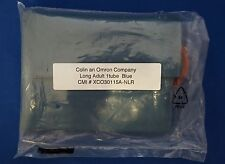 Colin Omron Blood Pressure Cuff Long, Adult, Blue, 1 Tube - NEW