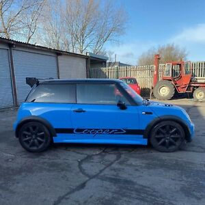 Straight blade JC WING MINI ROOF SPOILER R53 R50 WING