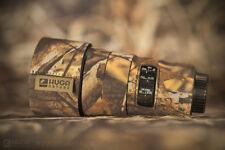 Nikon AF-S 300mm f4.0 E PF ED  lenscoat neoprene lens cover camouflage lens coat