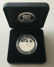 Künker: Schweiz, 20 Franken 2004, 100 Jahre FIFA, Silber, PP!