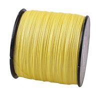 100M 6LB-100LB Yellow Top Quality 100%PE Dyneema Dorisea Braid fishing line #NEW