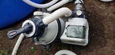 Intex Pool-Filterpumpe Sandfilteranlage Krystal Clear 4,0 m³/h