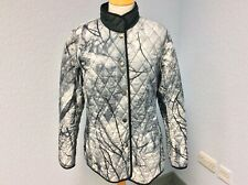 KSTN Padded Jacket (Reversible) Black/Grey - Size 18