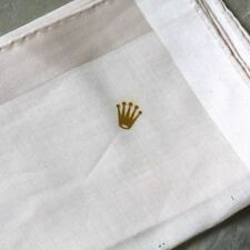 Rolex vintage watch handkerchief Swiss Made collectors item elegant ivory color