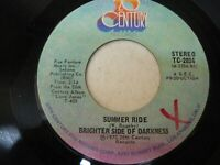 Brighter Side Of Darkness  I Owe You Love USA promo 45 northern soul