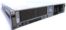 HP DL380 G5 Rack Mountable Server 2U Dual Xeon Quad Core E5460 CPU'S/32GB Ram