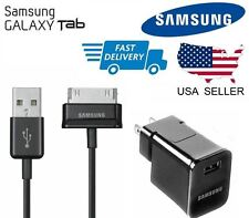 USA Travel Wall Charger Cable  For Samsung Galaxy Tab 2 Tablet 7/8.9/10.1 OEM