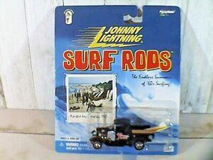 "Johnny Lightning Surf Rods "" Torrance Terrors ""  2000"