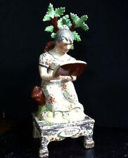 Staffordshire figure 'The Village Maid', C. 1830