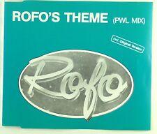 Maxi CD-rofo-rofo 's theme (pwl Mix) - a4145-zyx Music