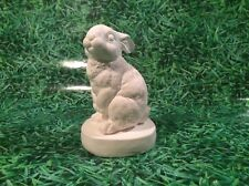 LATEX ONLY MOULD RABBIT 18CM TALL ORNAMENT MOULD