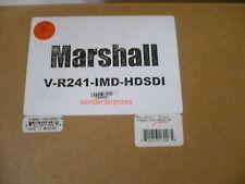 "NEW  Marshall V-R241-IMD-HDSDI 24"" LCD monitor, Boland/Astro/Transvideo"