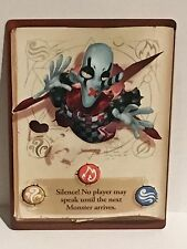 Mime Promotional Card Big Book of Madness Board Game IELLO Promo