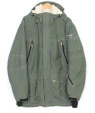 PEAK PERFORMANCE SKI PARKA Thermolite HiPE Hooded Skiing Jacket Men Size XL
