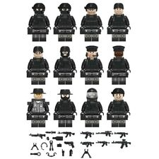 Army Navy Seals Special Forces Team Soldier Building Blocks Fit Lego X 12