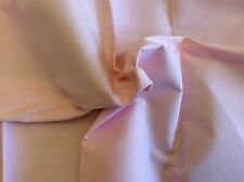 "SOFT PINK POLY COTTON- 44"" WIDE- 1 YARD"
