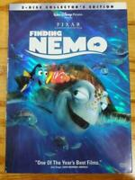 Finding Nemo With Slipcover (DVD, 2003, 2-Disc Set)