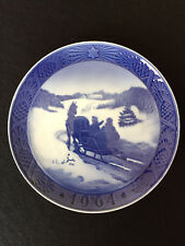 1964 Royal Copenhagen Annual Chr