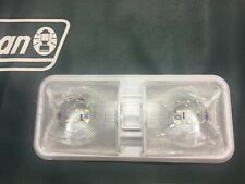 COLEMAN FLEETWOOD POP UP CAMPER LED REPLACEMENT DOUBLE DOME LIGHT