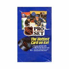 1990 Pro Set NHL Hockey Series 1 Unopened Box Factory Sealed. Brand New
