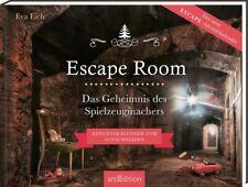Escape Room. Das Geheimnis des Spielzeugmachers. Das Original: Der neue Escape