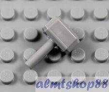 LEGO - Light Gray Sledgehammer Thor Mjolnir Minifigure Tool Weapon Jack McHammer