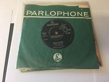 "THE BEATLES TICKET TO RIDE / YES IT IS 7"" VINYL R 5265 UK 1965 VG+"