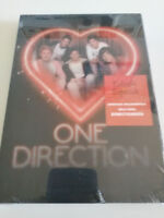 ONE DIRECTION HECHO CON AMOR DVD SPECIAL EDITION HOLOGRAFICA COVER Nuevo - 3T