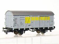Roco  H0  gedeckter Güterwagen Gklm der DB SCHENKER  wie neu in OVP