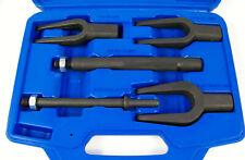 5pc BALL JOINT & TIE ROD KIT Chrome Vanadium Steel Air Hammer or Manual NEW