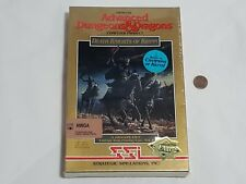 NEW Advanced Dungeons & Dragons : Death Knights of Krynn Amiga Game SEALED ad&d
