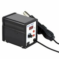 BK-858D SMD Brushless Heat Gun Hot Air Rework Soldering Station 700W 220V