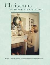 Christmas with Martha Stewart Living: The Best of Martha Stewart Living by Marth