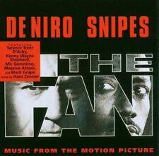 The Fan (1996) Massive Attack, Black Grape, Hans Zimmer.. [CD]