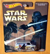 Hot Wheels Star Wars Ford Transit Supervan [Darth Vader] - New/Sealed/XHTF