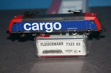 RF28] Fleischmann n 7323 03 E-Lok Re 481 006-5 SBB CFF FFS Cargo DSS OVP