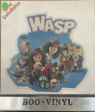 WASP (W.A.S.P.) * The Real Me * Shaped Picture Disc 1989 Nr Mint Con SUPURB