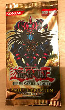 BOOSTER NEUF ET SCELLE YUGIOH YU-GI-OH! YU-GI-OH PREMIUM PACK VF paquet