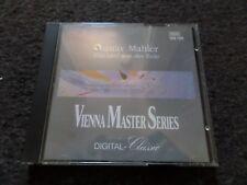 CD ALBUM - GUSTAV MAHLER - DAS LIED VON DER ERDE