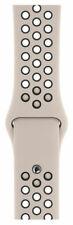 Apple Cinturino Nike Sport per Watch Series 5 - Sabbia/nero, S/M e M/L (44mm)