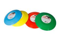 Karlie Kunststoff-Frisbee Kunststoffspielzeug für Hunde 23 cm farblich sortiert