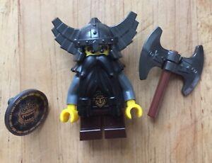 """LEGO Minifigur Serie 5 / Zwergenkämpfer """"wie neu"""""""