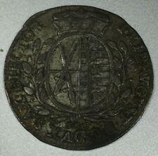 1798 GERMAN SAXONY 1/12 THALER COIN