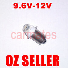 LED Work Light Torch Bulb 9.6V 10.8V 12V for Dewalt Hitachi Black Decker Makita